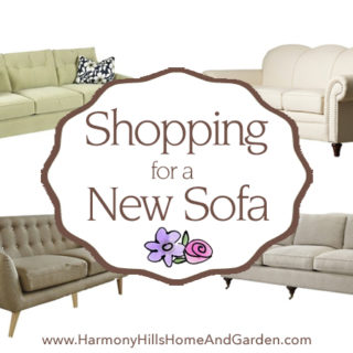 Shopping for a New Sofa