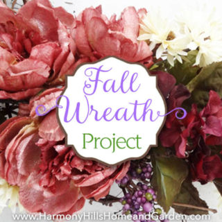 A DIY Fall Wreath Project